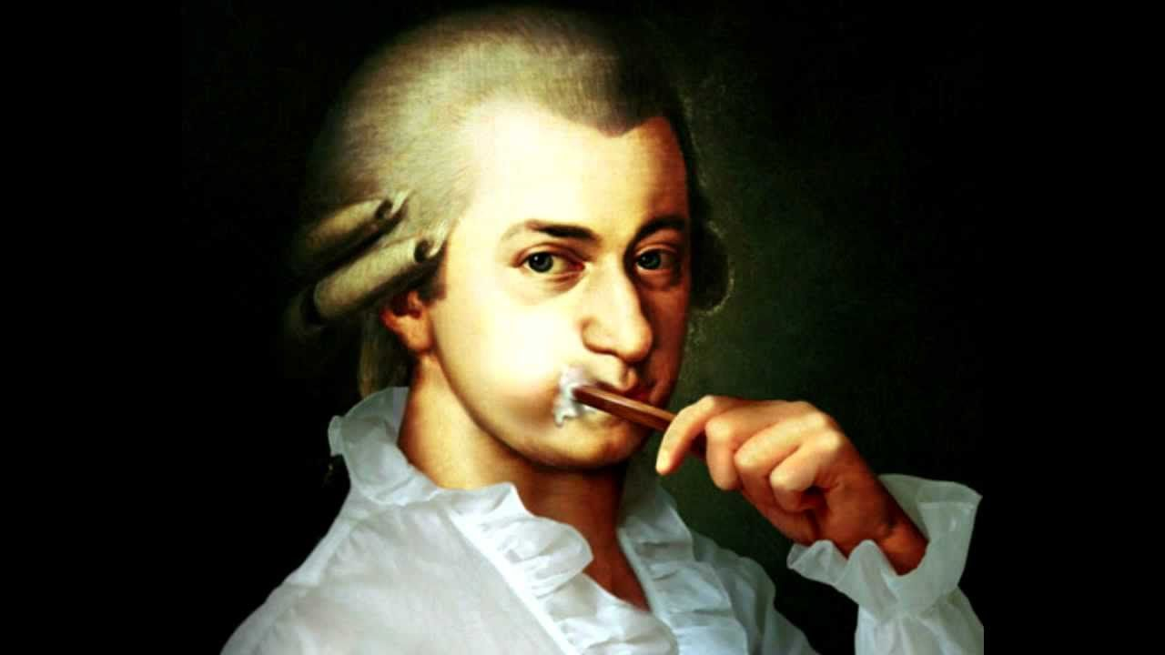 Relax and start up your weekend with Mozart!